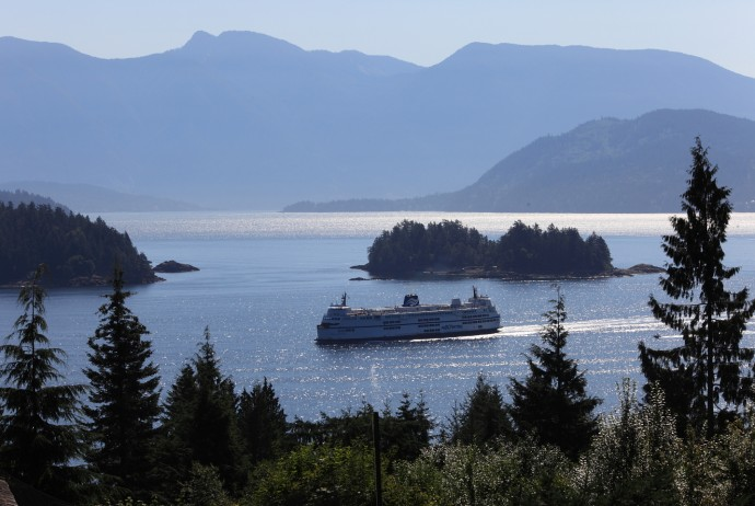 BC Ferries at your door