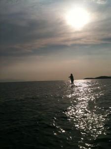 SUP Davis Bay 10